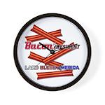 B4P - Lard Bless America Wall Clock