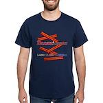 B4P - Lard Bless America Dark T-Shirt