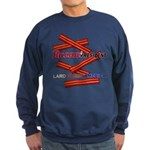 B4P - Lard Bless America Sweatshirt (dark)