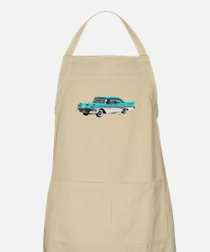 1958 Ford Fairlane 500 Light Blue & White Apron