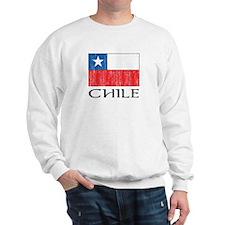 Chile Flag Sweatshirt
