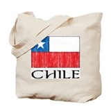 Chile Totes & Shopping Bags