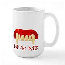 Bite Me Design Mug