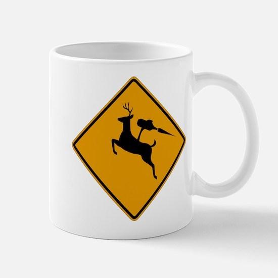 Deer Crossing Jetpack Mug