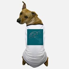 Pisces Astrographix Dog T-Shirt
