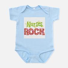Nurses Rock Body Suit