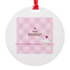 Ornament - Birthday card with copy space