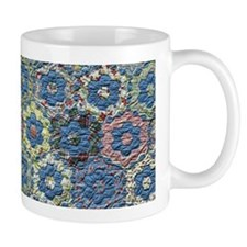 Grandmother's Flower Garden Mug