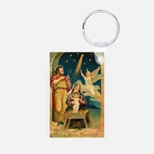 Christmas Nativity Scene Keychains
