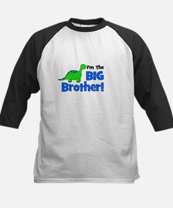 I'm The Big Brother! Dinosaur Tee