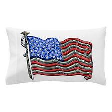 Star spangled Banner Pillow Case