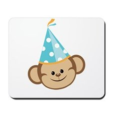 Celebration Monkey Mousepad