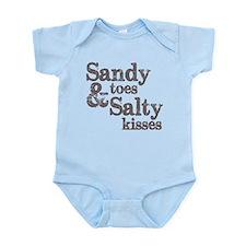 Sandy Toes Salty Kisses Body Suit