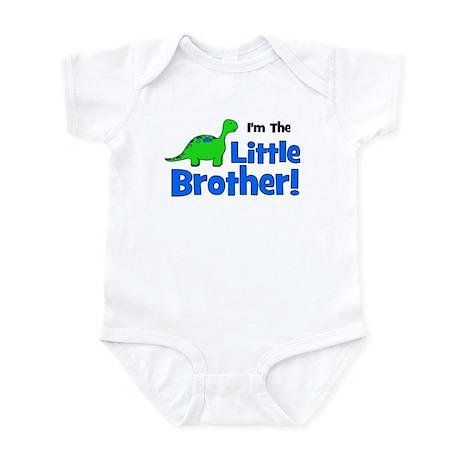 I'm The Little Brother! Dinos Infant Bodysuit