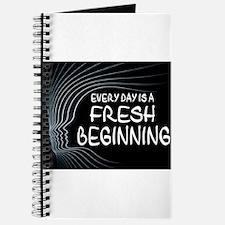 FRESH BEGINNING Journal