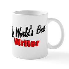 """The World's Best Writer"" Mug"