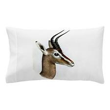 Antelope Illustration Pillow Case