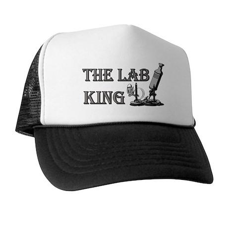 THE LAB KING Trucker Hat