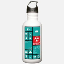 Panic Water Bottle