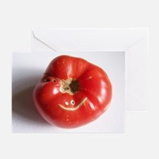 Tomato Emotions Greeting Cards (Pk of 10)