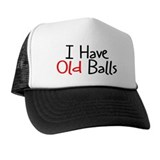 40th birthday gag Trucker Hats