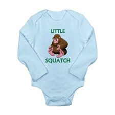 LITTLE SQUATCH Body Suit