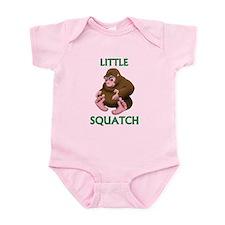 LITTLE SQUATCH Body Suit