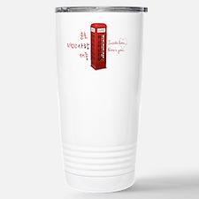 YunJae's Dangerous Love Travel Mug