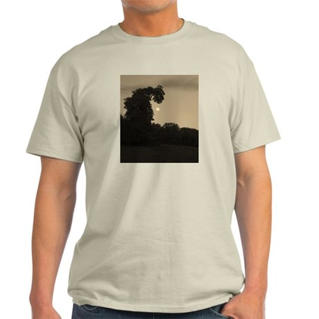 Dragon Tree and The Moon T-Shirt