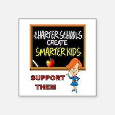 CHARTER SCHOOLS Sticker