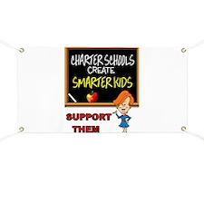CHARTER SCHOOLS Banner