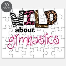 Wild about Gymnastics Puzzle