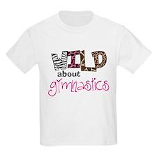 Wild about Gymnastics T-Shirt