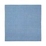Beach Blue Stripes Queen Duvet