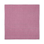 Chic Pink Stripes Queen Duvet
