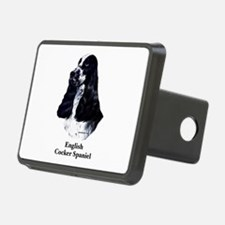 English Cocker Spaniel Hitch Cover