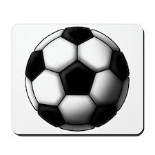 soccer ball 2 Mousepad