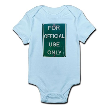 For Official Use Only Body Suit