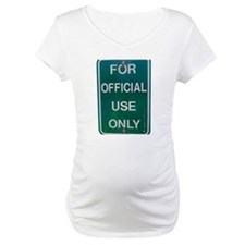 For Official Use Only Shirt