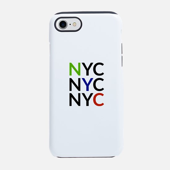 NYC iPhone 7 Tough Case
