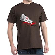 Tonight's The Night - Dexter T-Shirt