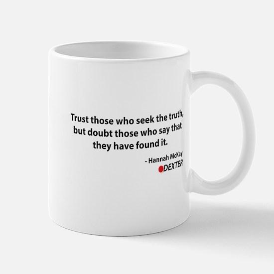Hannah Quote Mug