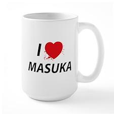 I Love Masuka - Dexter Mug