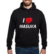 I Love Masuka - Dexter Hoodie