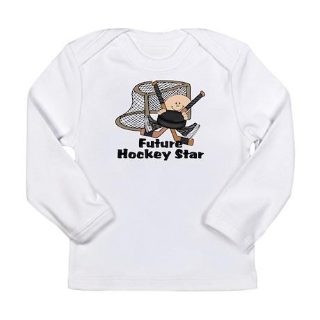future hockey Long Sleeve T-Shirt