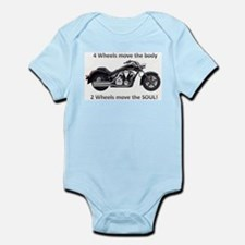Biker Quote Body Suit