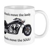 Biker Small Mugs (11 oz)