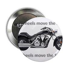 """Biker Quote 2.25"""" Button"""