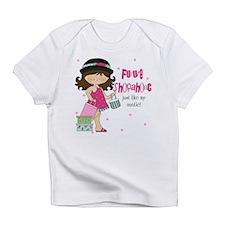 Cute Future aunt Infant T-Shirt