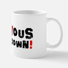 NERVOUS BREAKDOWN! Small Mug